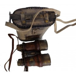 Antique Brass Nautical Spyglass Binocular Maritime