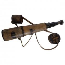 "Brass Victorian Maritime Spyglass Telescope 32"""