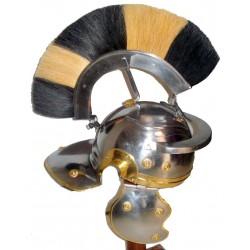Medieval Costume Roman Helmet