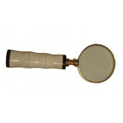 BRASS MAGNIFIER - Magnifying Glass