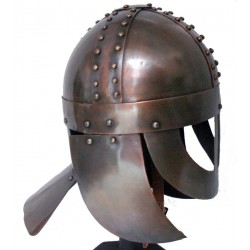 Antique Spectacle VIKING ARMOR HELMET