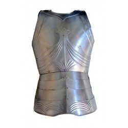 Antique Medieval Armour Jacket Front Plate