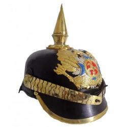 M1895 Brunswick Running Horse Peninsula Pickelhaube Helmet