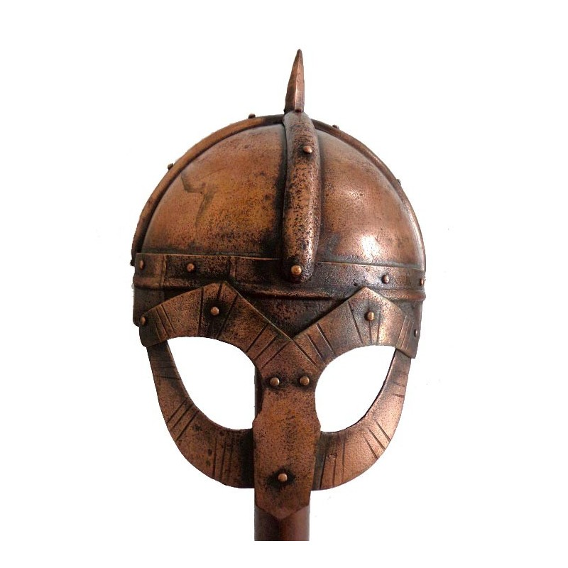 Gjermundbu Norway Viking Helmet Reenactment Armor Costume