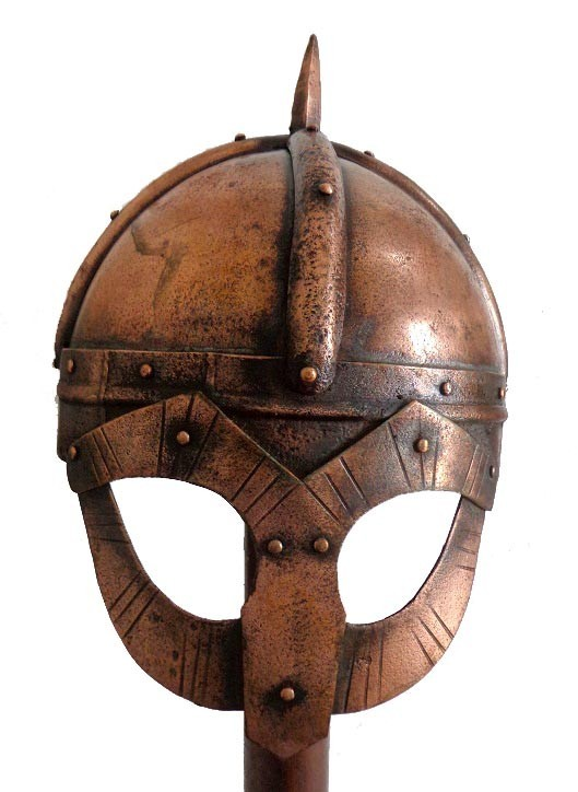 Gjermundbu Norway Viking Helmet Reenactment Armor Costume