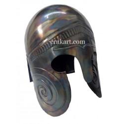 Medeival Armor Greek Chalcidian Helmet