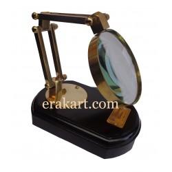 Brass Stand Magnifier