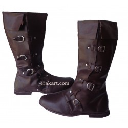 Fancy Medieval Shoes Collectible