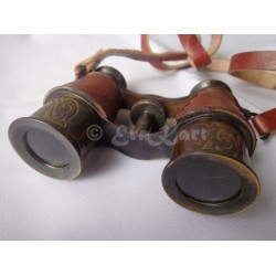 Brass Binocular Antique