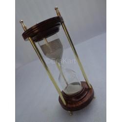 Antique Brass Sand Timer