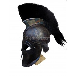 Antique Greek Corinthian Helmet