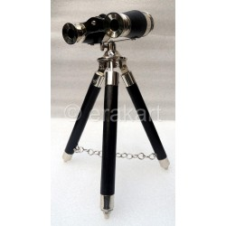 Brass Binocular in Chrome finish