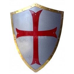 Crusaders Knight Medieval warrior Shield