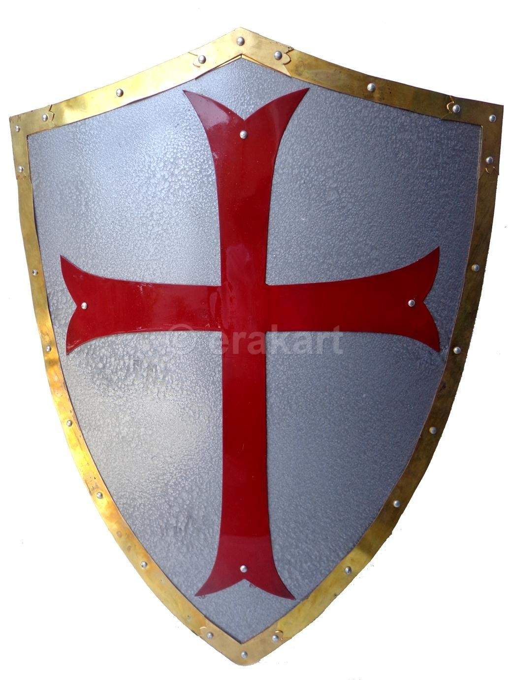 Buy Medieval Antique Crusaders Shield Of Warriors