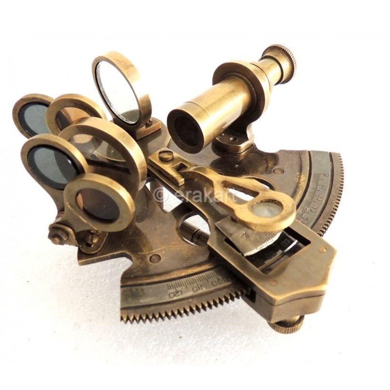 Buy Vintage Sextant Replica Of Antique Nautical Ship