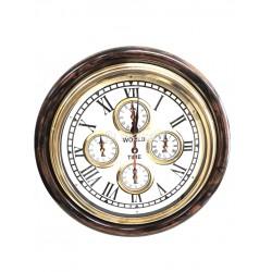 Wall Clock World Timer