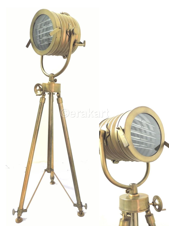 Royal Nautical Spot Light Floor Lamp Searchlight On Sale