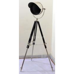 Cap Style Photography Studio Nautical Spotlight Floor Lamp