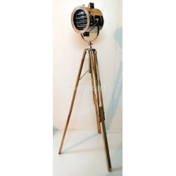 Master Sealight Tripod Floor Lamp