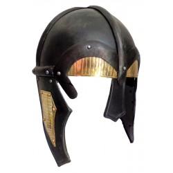 Medieval Armour Hat Style Nasal Helmet