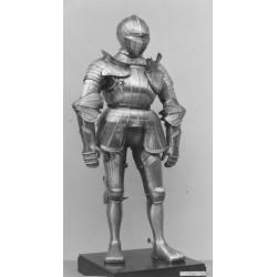 COMPOSITE GERMAN MAXIMILIAN FIELD ARMOUR SUIT of 15th century