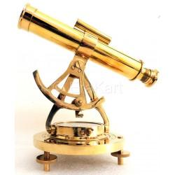 Polished Alidade Telescope - Survey Theodolite 7''