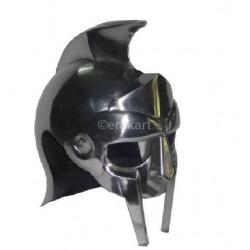 Medieval Armour Roman Maximus Gladiator Helmet