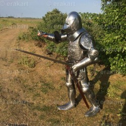 Royal Warrior English Suit Of Armour