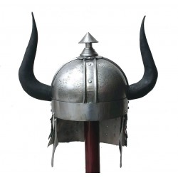 Medieval Viking Helmet