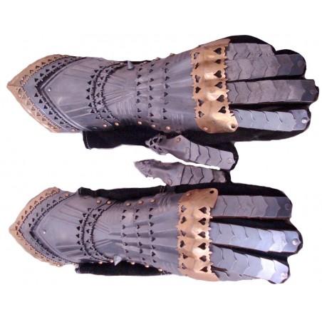 Knight Gauntlets Warrior Gloves