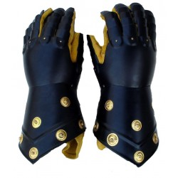 Knight Gauntlets Warrior Gloves