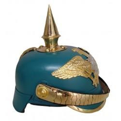 German Leather Pickelhaube Garde Helmet
