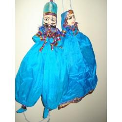 String Puppet Rajasthani Kathputali
