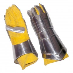 Medieval Armour Knight Gloves Gauntlets