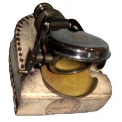 Antique Brass Nautical Monocular Telescope