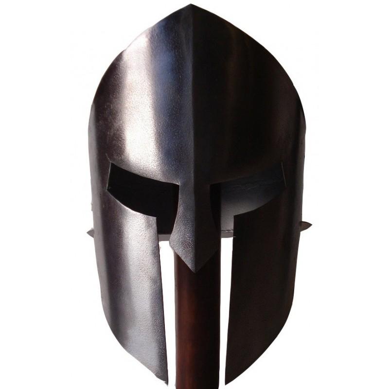 Medieval Spartan helmet - Armor Costume online sale at ...