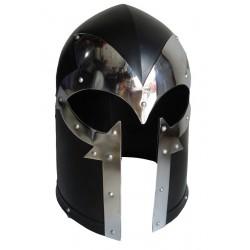 X men movie magneto helmet black