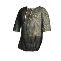 Medieval Aluminium Chainmail Costume Shirt