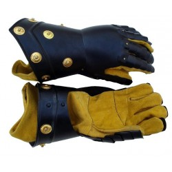 Medieval Knight Gauntlet Warrior Gloves