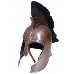 Roman Troy Trojan Helmet Medieval Costume