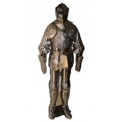 Royal Warrior English Suit Of Armour Medieval Wearable