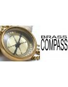 Brass Compass Nautical Brass Compasses Antique Compass