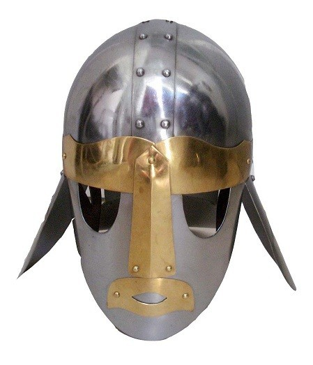 Sutton Hoo Medieval Wearable Armour Helmet Sale For UK