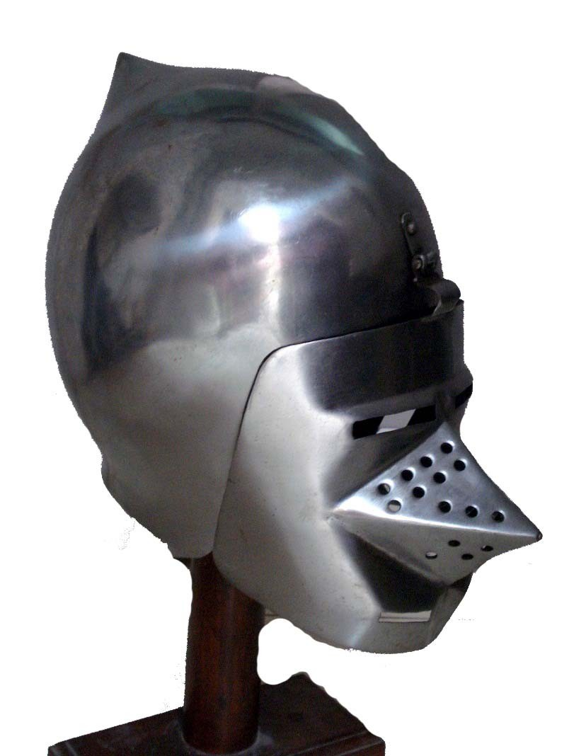 Buy Medieval Helmet Armour Costume Reenactment Online