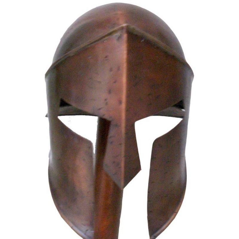 Spartan Helmet Buy Medieval Copper Roman Geek Helm Online