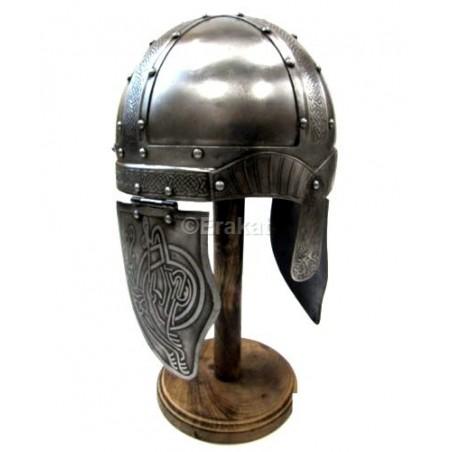 Medieval Knight Crusader Armor Helmet - Buy Costume Prop ...