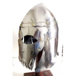 Viking helmets, Spangenhelms, Norman Helmets medieval shop