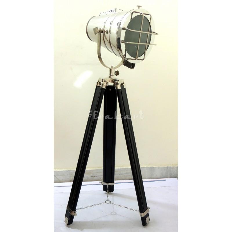 Buy Spotlight Telescopic Tripod Floor Spot Lamp Classy