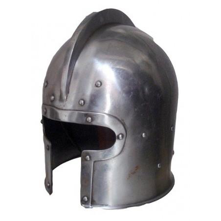 Medieval Armour Barbute Helmet