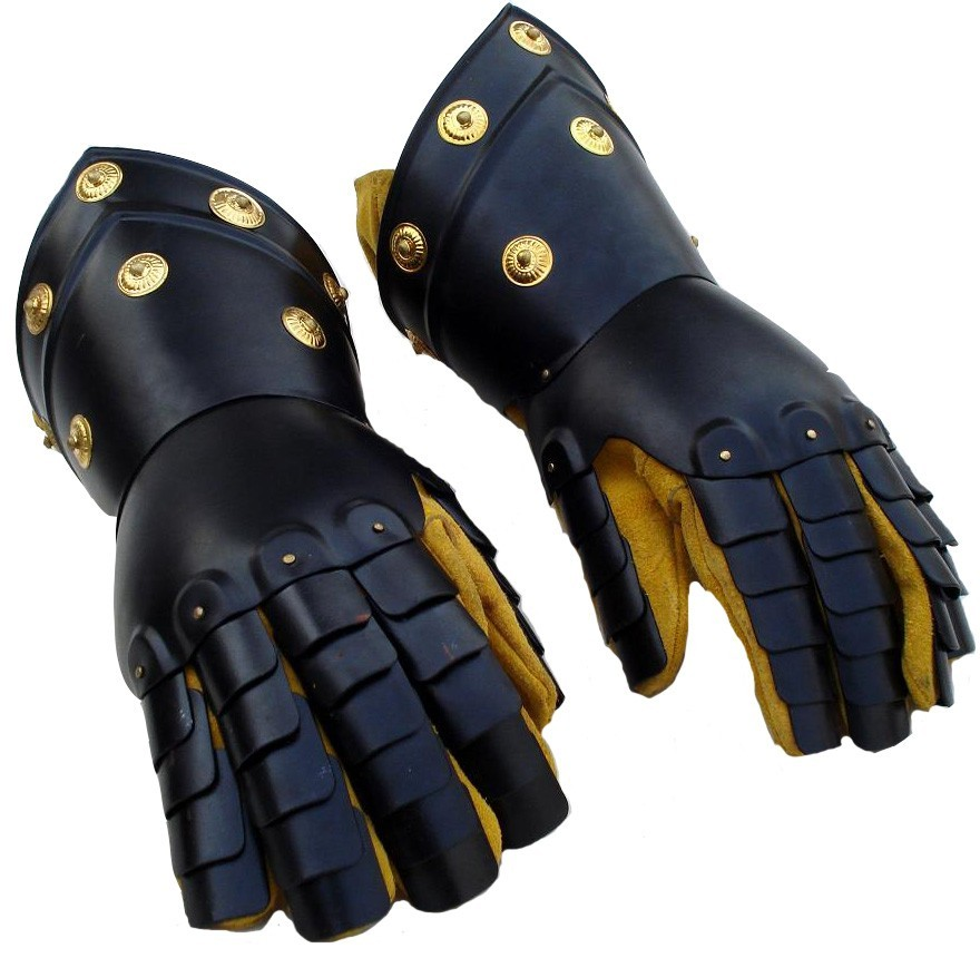 Buy Knight Gauntlets Warrior Gloves Medieval Armour